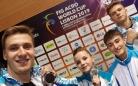 Карагандинцы завоевали серебряные медали на международном турнире по спортивной акробатике