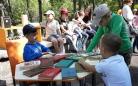 В Караганде открылся летний «Читай-город»