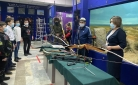 В Жезказганском музее прошел мастер-класс по стрельбе из лука
