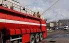 На проведение пожарно-тактических учений во дворце спорта «Акжолтай» потребовалось 20 минут