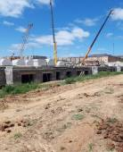 Жители улицы Таттимбета возмущены строительством многоэтажки на месте обещанного детского сада