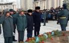 В Караганде почтили память воинов-афганцев