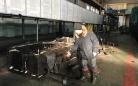 В Караганде впервые за 63 года капитально ремонтируют детский тепловоз