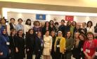 В Анкаре состоялся Бизнес-форум деловых женщин Казахстана и Турции