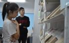 В карагандинской библиотеке им. Н.В. Гоголя стартовал проект «Вечерний P.S.». Фоторепортаж