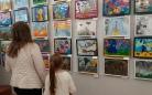 Выставка детско-юношеского творчества открылась в Караганде