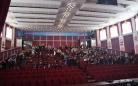 500 студентов КЭУ выстроились в слово «легализация»