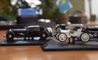 Житель Темиртау собрал интересную коллекцию моделей ретроавтомобилей