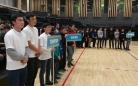 В Караганде состоялось открытие ІІІ областного турнира «Алтын сақа»