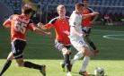 «Шахтер-U21» сыграл вничью с «Астаной-U21»