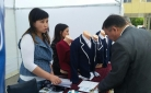 В Караганде прошла первая выставка школьной формы