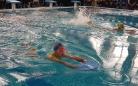 В Караганде прошли соревнования по плаванию в честь Наурыза