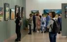 Выставка художницы Евгении Казаковой прошла в Караганде