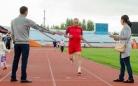 Массовый легкоатлетический забег среди госслужащих, посвященный Дню государственного служащего РК. Фоторепортаж