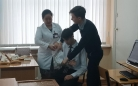 Для карагандинских школьников провели мастер-класс по оказанию первой неотложной помощи при получении травм