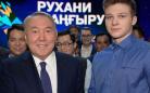 Президент похвалил 19-летнего акробата из Караганды