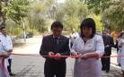 В Караганде после капитального ремонта открылся Центр семейного здоровья №4