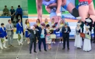 День спорта и поздравление карагандинских спортсменов, участников Олимпиады в Рио. Фоторепортаж