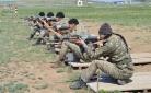 Карагандинские военнослужащие готовятся к конкурсу военно-профессионального мастерства «Воин мира»