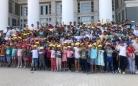 Детям из Арыса показали достопримечательности Балхаша