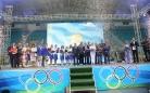 В Карагандинской области бронзовому призеру Олимпийских игр по женской борьбе Сыздыковой Эльмире подарили автомобиль