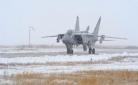 Военные РК отрабатывают полеты в сложных метеоусловиях