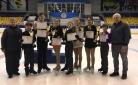 Карагандинская область стала лидером чемпионата РК по фигурному катанию