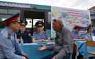 За первую половину дня в Карагандинской области около 200 граждан обратились в «Приемную на дороге»