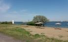 В Караганде к приему отдыхающих готов городской пляж на берегу Федоровского водохранилища