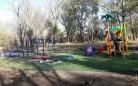 В Темиртау восстанавливают и благоустраивают парк в старой части города
