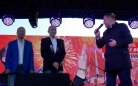 На праздник песни Хора Турецкого пришли тысячи карагандинцев