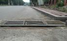 Власти Караганды говорят, что решают вопрос скопления воды на дорогах и во дворах города