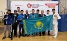 Карагандинские рукопашники стали призерами на Первенстве мира