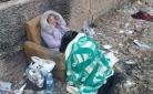 В Абае неходячая женщина больше трех суток находится на улице