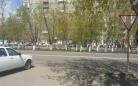 Новая дорожная разметка раздражает карагандинских автомобилистов