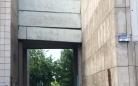 На грани обрушения вставка между двумя пятиэтажными домами в Караганде