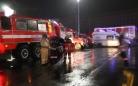 В ТЦ «Магнум» проведены ночные пожарно-тактические учения