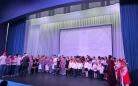 В Караганде  воспитанники детских домов показали свои таланты
