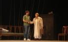 Карагандинские зрители станут первыми, кто увидит на сцене театра пьесу «Стена живых»