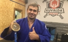 Карагандинец выиграл бронзу на Чемпионате Мира по дзюдо