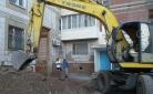 В Караганде нашли причину обвала асфальта в микрорайоне Степной-2