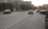 Карагандинские водители жалуются на новую дорожную разметку по улице Язева