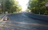 Ремонт дорог в Караганде. Фотоотчет за неделю