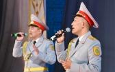 Полицейские приняли участие в Арт-фестивале в Темиртау