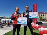Иностранные спортсмены стали победителями «Armanǵa jol 2019»