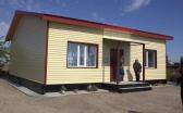 В Карагандинской области в Шахтинском регионе сданы дома, пострадавшие от весеннего паводка