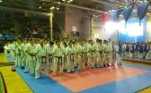 В Караганде почти 2 тысячи спортсменов участвуют в турнире по кёкушинкай карате