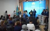 Публичные дебаты прошли в Абайском районе