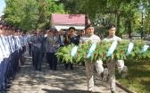 Сотрудники ДВД Карагандинской области отпраздновали 26-летие создания органов внутренних дел