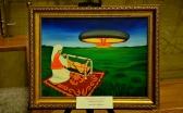 В Национальном музее открылась антиядерная выставка Карипбека Куюкова